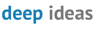 deep ideas Retina Logo